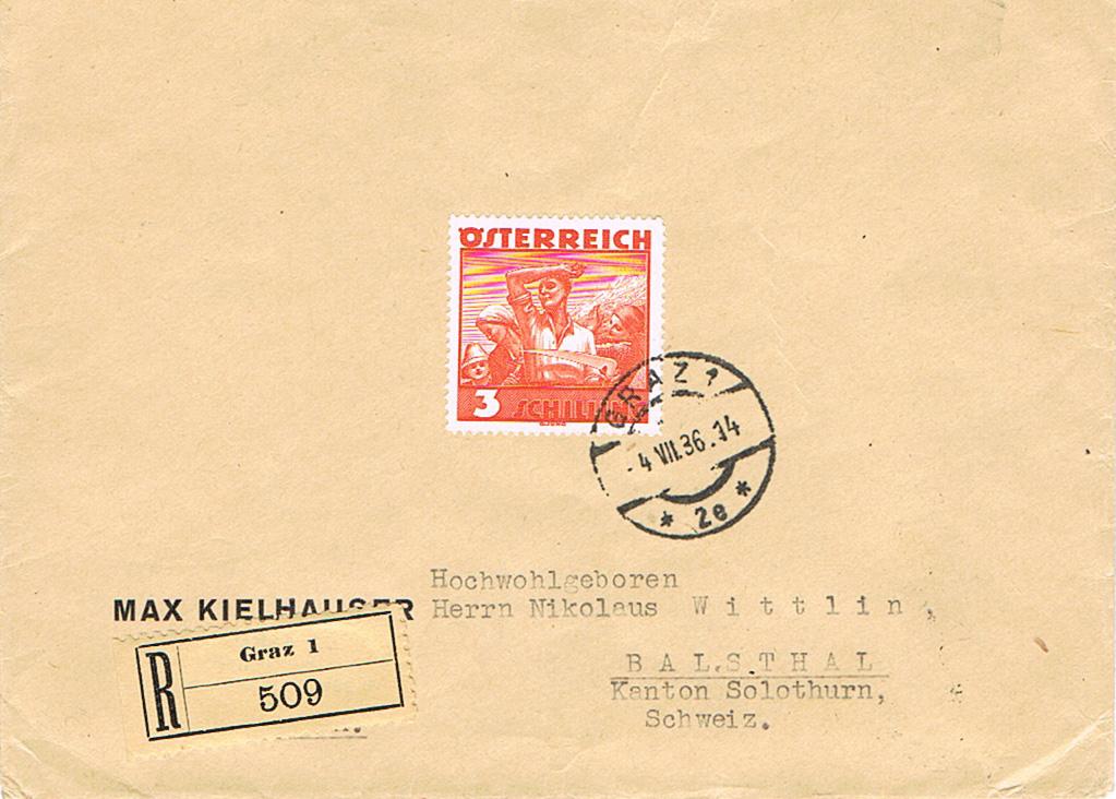 Österreich 1925 - 1938 - Seite 12 Sw11