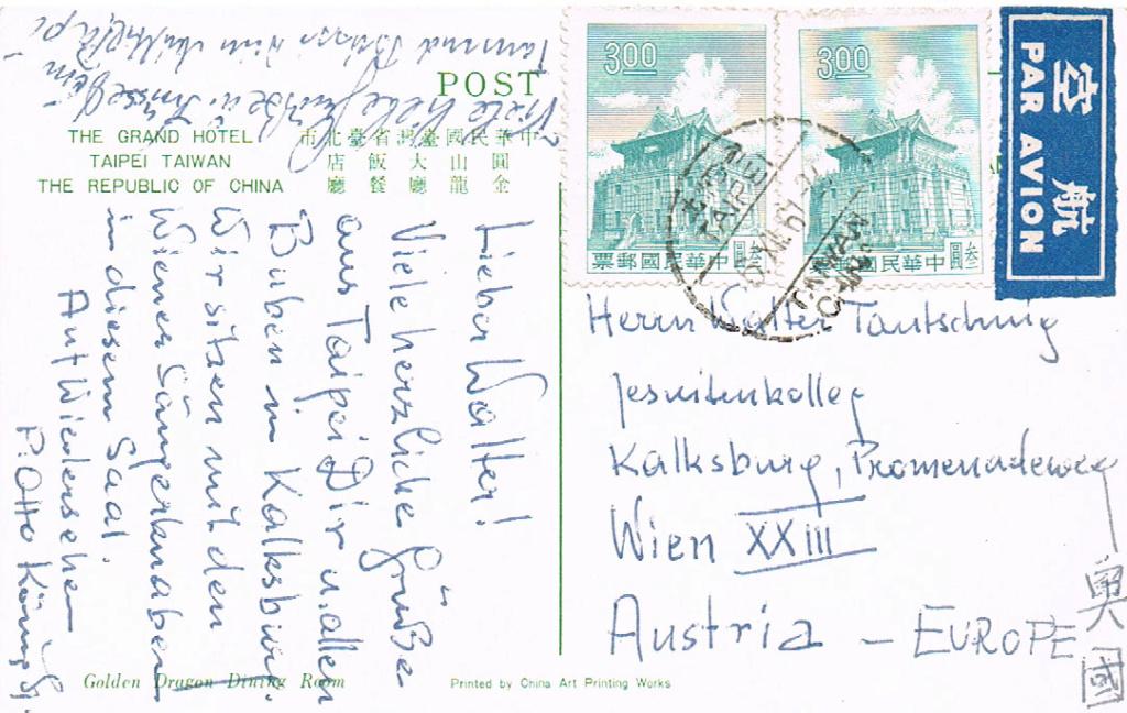Flugpost nach Österreich - Seite 4 Taiwan10