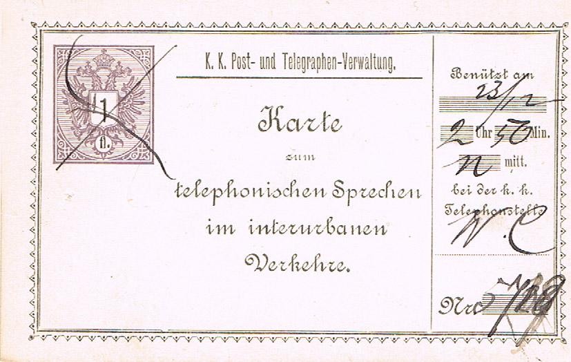 Telefonsprechkarten - Ganzsachen Tel10