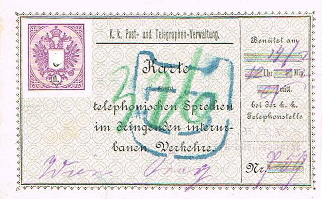 Telefonsprechkarten - Ganzsachen Tel11