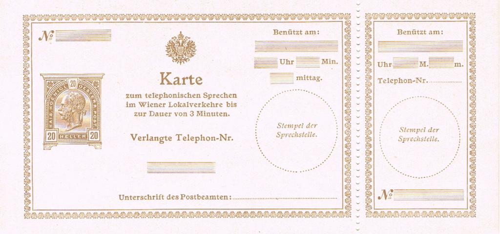 Telefonsprechkarten - Ganzsachen Tk2010