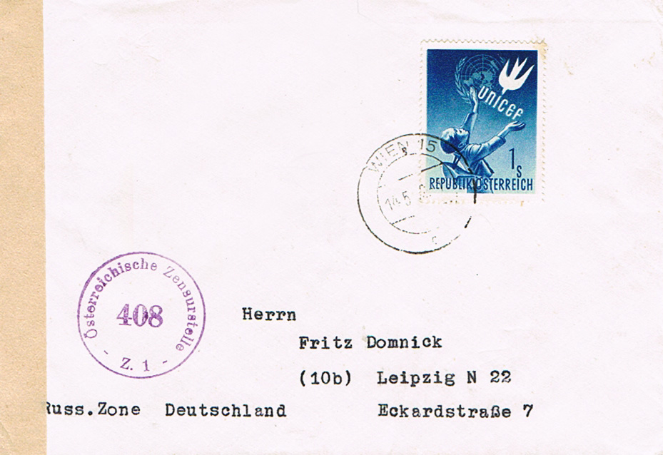 Sammlung Bedarfsbriefe Österreich ab 1945 - Seite 13 Un13
