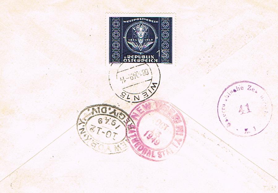 Sammlung Bedarfsbriefe Österreich ab 1945 - Seite 12 Upuh10