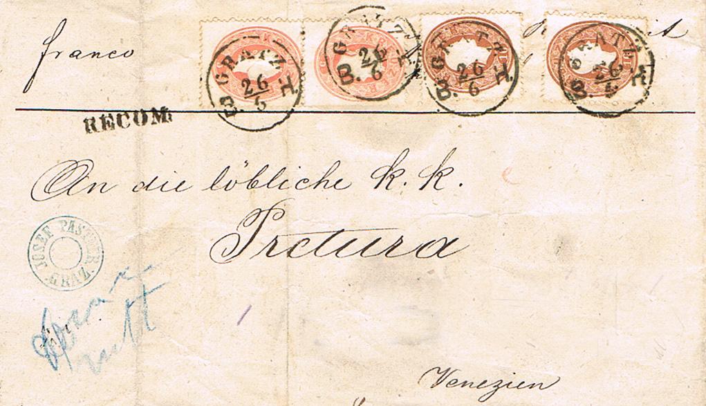 Die Freimarkenausgabe 1861 - Seite 2 V10
