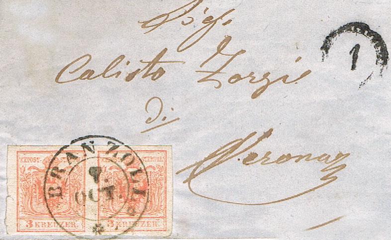 Die erste Österreichische Ausgabe 1850 - Seite 22 Vero10