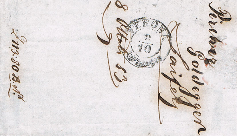 Die erste Österreichische Ausgabe 1850 - Seite 22 Veror10
