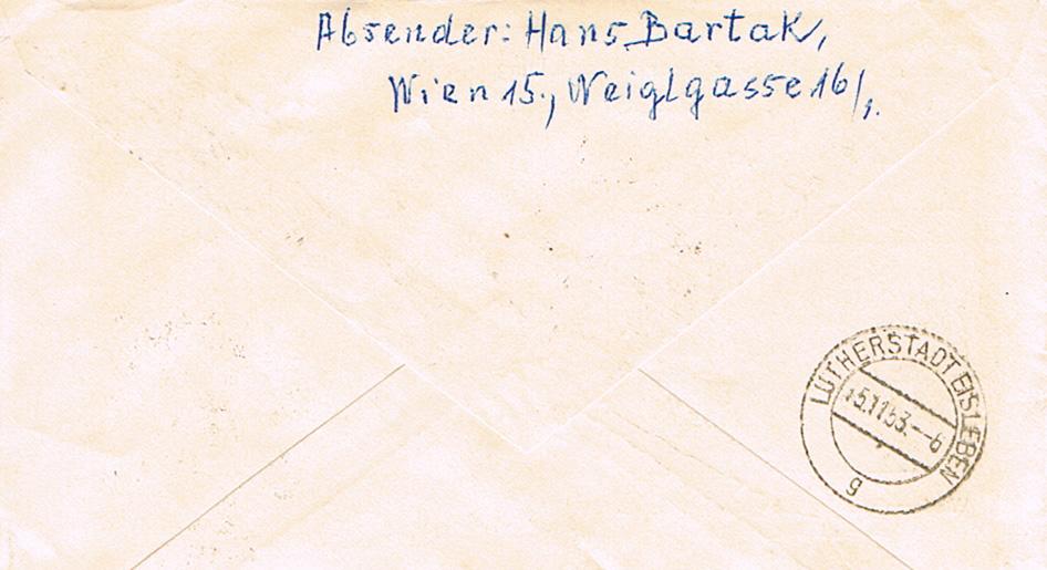 Sammlung Bedarfsbriefe Österreich ab 1945 - Seite 11 Vr11