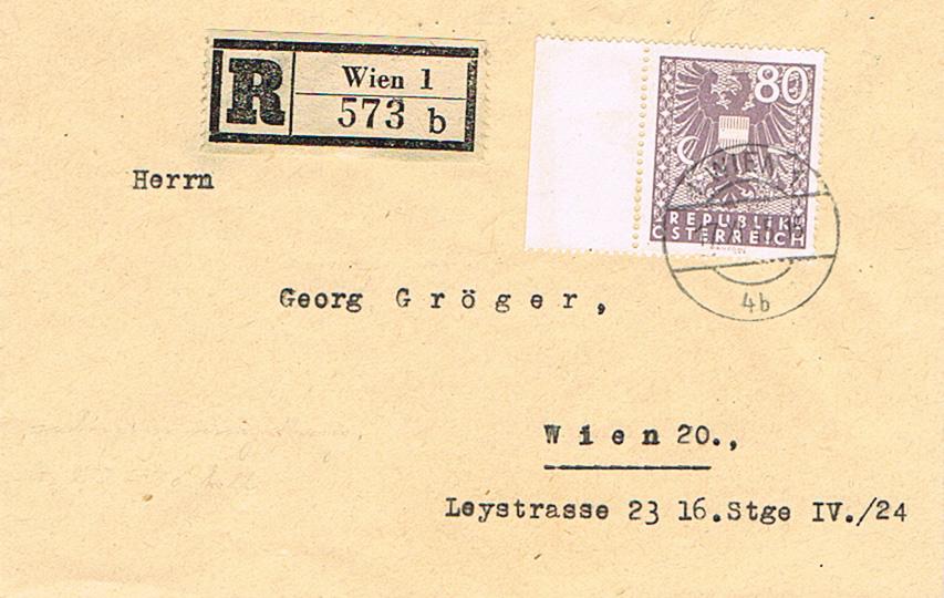 Wappenzeichnung  -  ANK 714-736 - Belege - Seite 5 Wa11