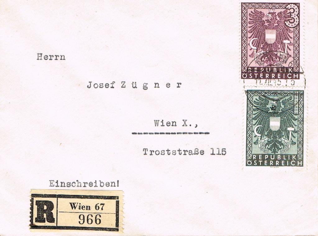 Wappenzeichnung  -  ANK 714-736 - Belege - Seite 5 Wappen11