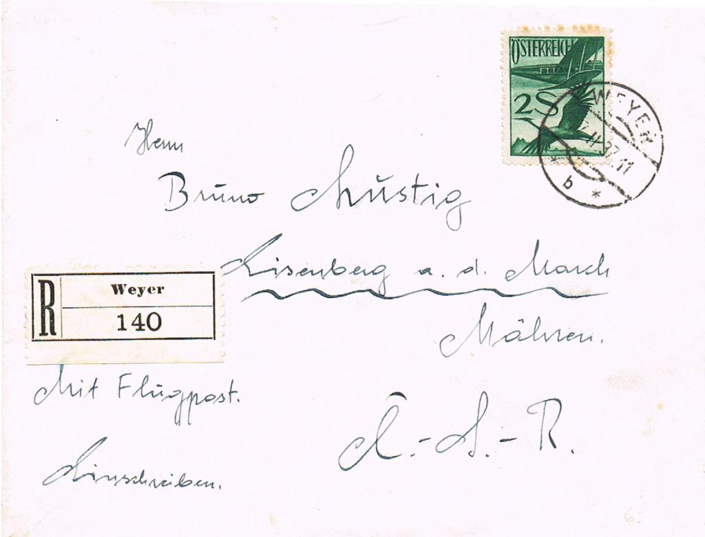 Österreich 1925 - 1938 - Seite 14 Weyer10