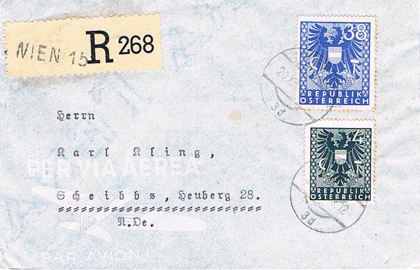 Wappenzeichnung  -  ANK 714-736 - Belege - Seite 4 Wp10