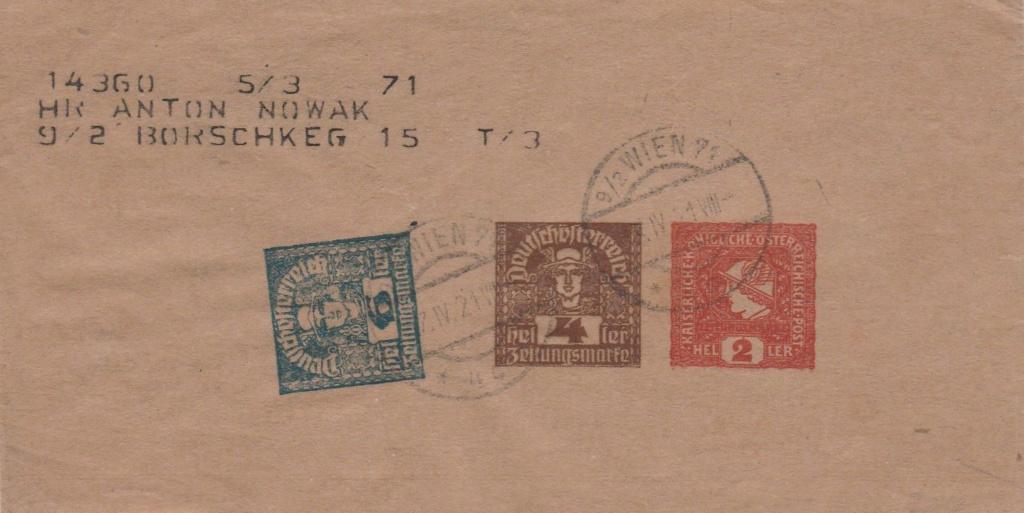 Inflation in Österreich - Belege - 1918 bis 1925 - Seite 18 Zs10