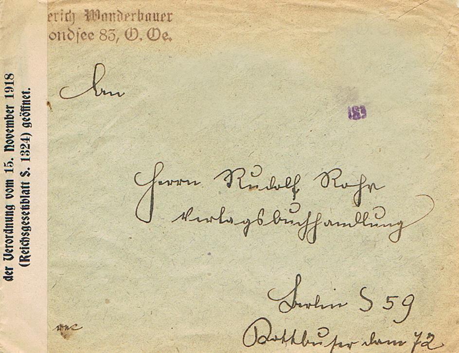 Inflation in Österreich - Belege - 1918 bis 1925 - Seite 19 Zsv10