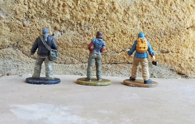 Figurines peintes divers jeux 20200410