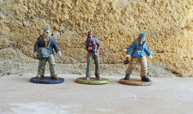 Figurines peintes divers jeux 20200411