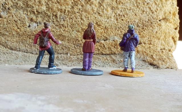 Figurines peintes divers jeux 20200412