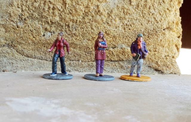 Figurines peintes divers jeux 20200413