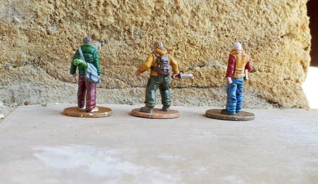 Figurines peintes divers jeux 20200414