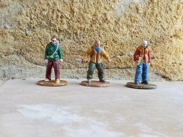 Figurines peintes divers jeux 20200415