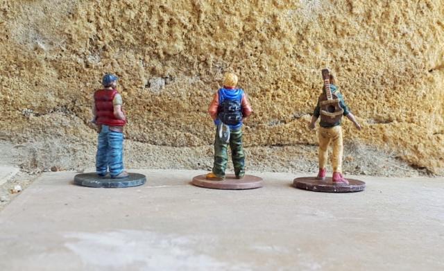 Figurines peintes divers jeux 20200416