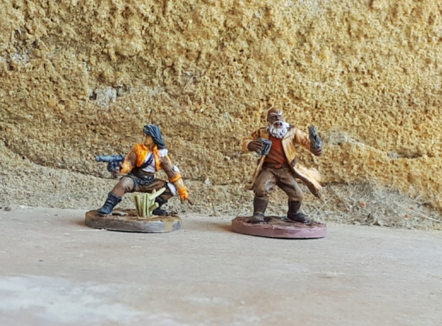 Figurines peintes divers jeux 20200420