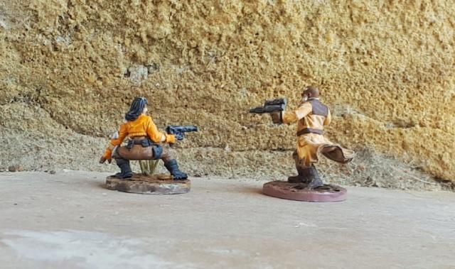 Figurines peintes divers jeux 20200421