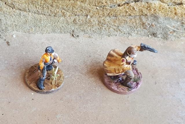 Figurines peintes divers jeux 20200422
