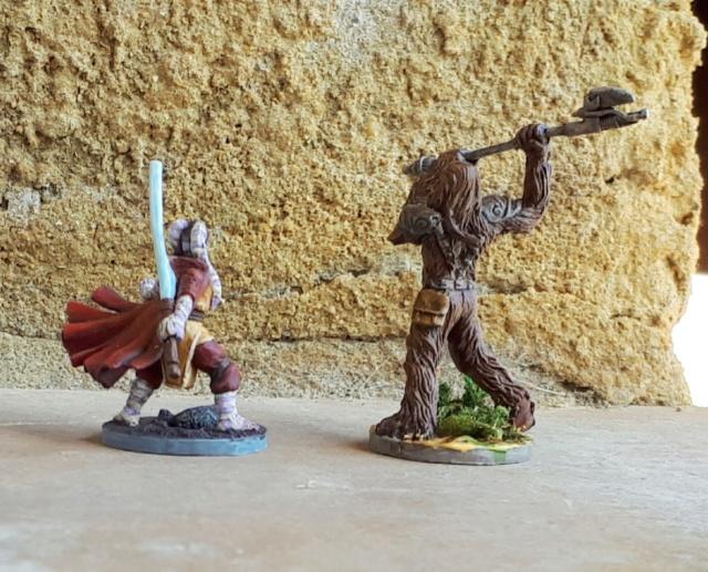 Figurines peintes divers jeux 20200424
