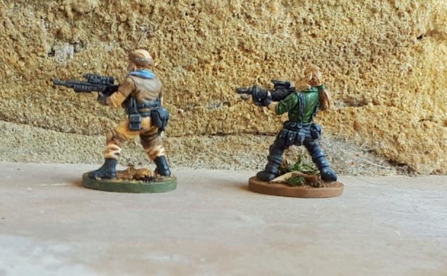 Figurines peintes divers jeux 20200427
