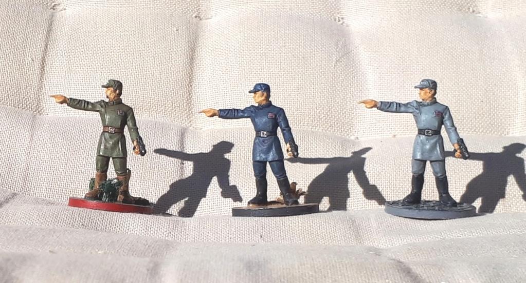Figurines peintes divers jeux 20200433