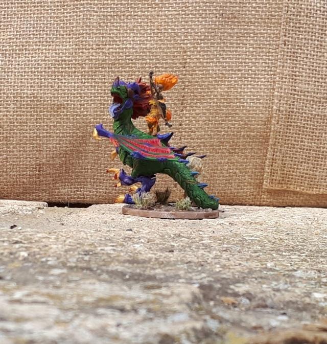 Figurines peintes divers jeux Clash_11