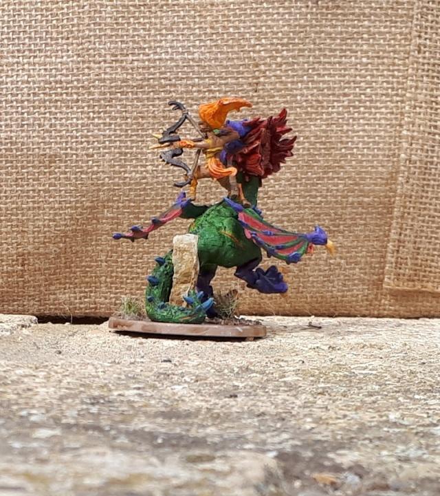 Figurines peintes divers jeux Clash_12