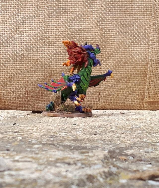 Figurines peintes divers jeux Clash_13