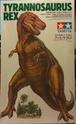 обзор тираннозавр и трицератопс 1:35 от TAMIA №60203 и №60201  0112