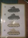 "обзор ""Кавалерийский танк Hotchkiss Н-39/Pz.Kpfw 38H735(f)"" 1:72 S-Model PS720009 0316"