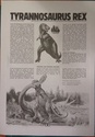 обзор тираннозавр и трицератопс 1:35 от TAMIA №60203 и №60201  0412