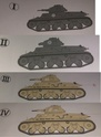 "обзор ""Кавалерийский танк Hotchkiss Н-39/Pz.Kpfw 38H735(f)"" 1:72 S-Model PS720009 0416"