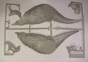 обзор тираннозавр и трицератопс 1:35 от TAMIA №60203 и №60201  0612