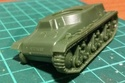 "обзор ""Кавалерийский танк Hotchkiss Н-39/Pz.Kpfw 38H735(f)"" 1:72 S-Model PS720009 1013"