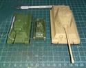 "обзор ""Кавалерийский танк Hotchkiss Н-39/Pz.Kpfw 38H735(f)"" 1:72 S-Model PS720009 1513"