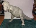 обзор тираннозавр и трицератопс 1:35 от TAMIA №60203 и №60201  2311