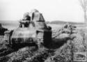 "обзор ""Кавалерийский танк Hotchkiss Н-39/Pz.Kpfw 38H735(f)"" 1:72 S-Model PS720009 2412"