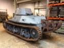 "обзор ""Кавалерийский танк Hotchkiss Н-39/Pz.Kpfw 38H735(f)"" 1:72 S-Model PS720009 4510"