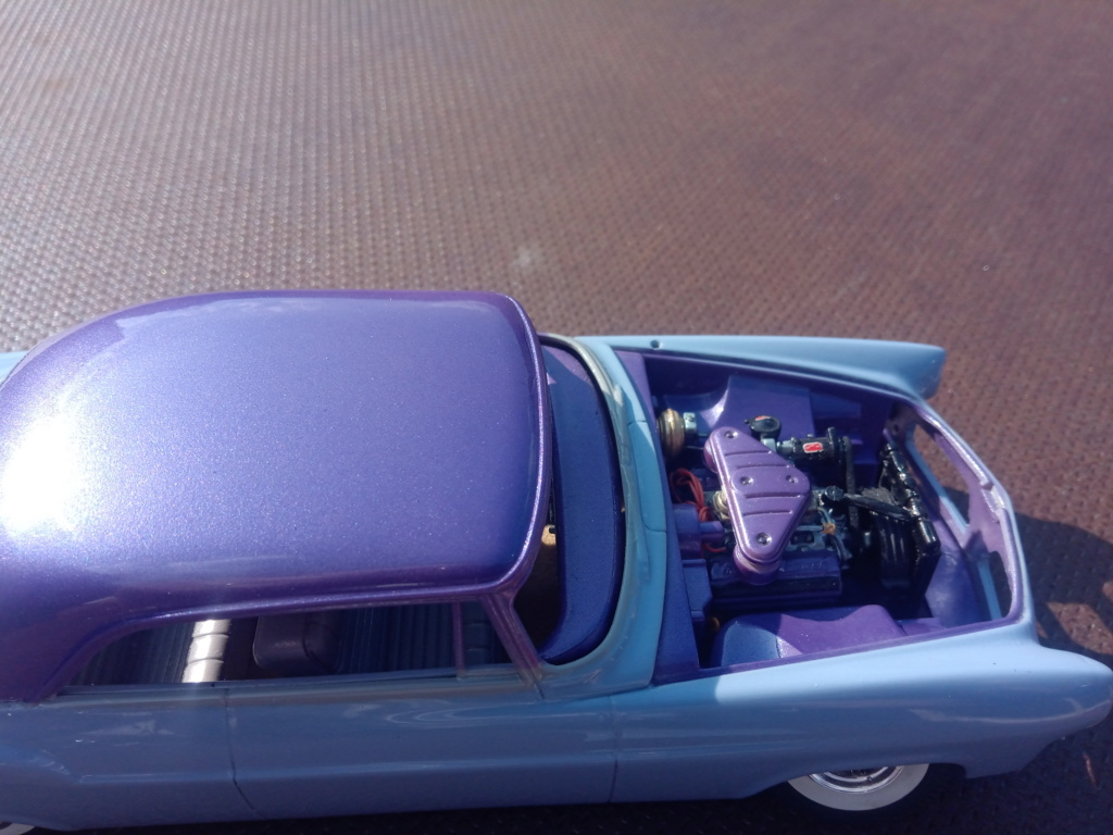 55' Chrysler 300,  Mild Kustom (Lucky Lavender ) a y est terminé  - Page 5 Img_2014