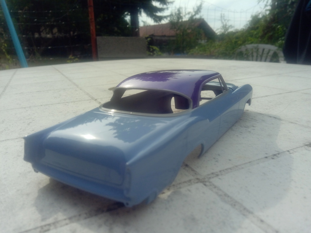 55' Chrysler 300,  Mild Kustom (Lucky Lavender ) a y est terminé  - Page 6 Img_2030