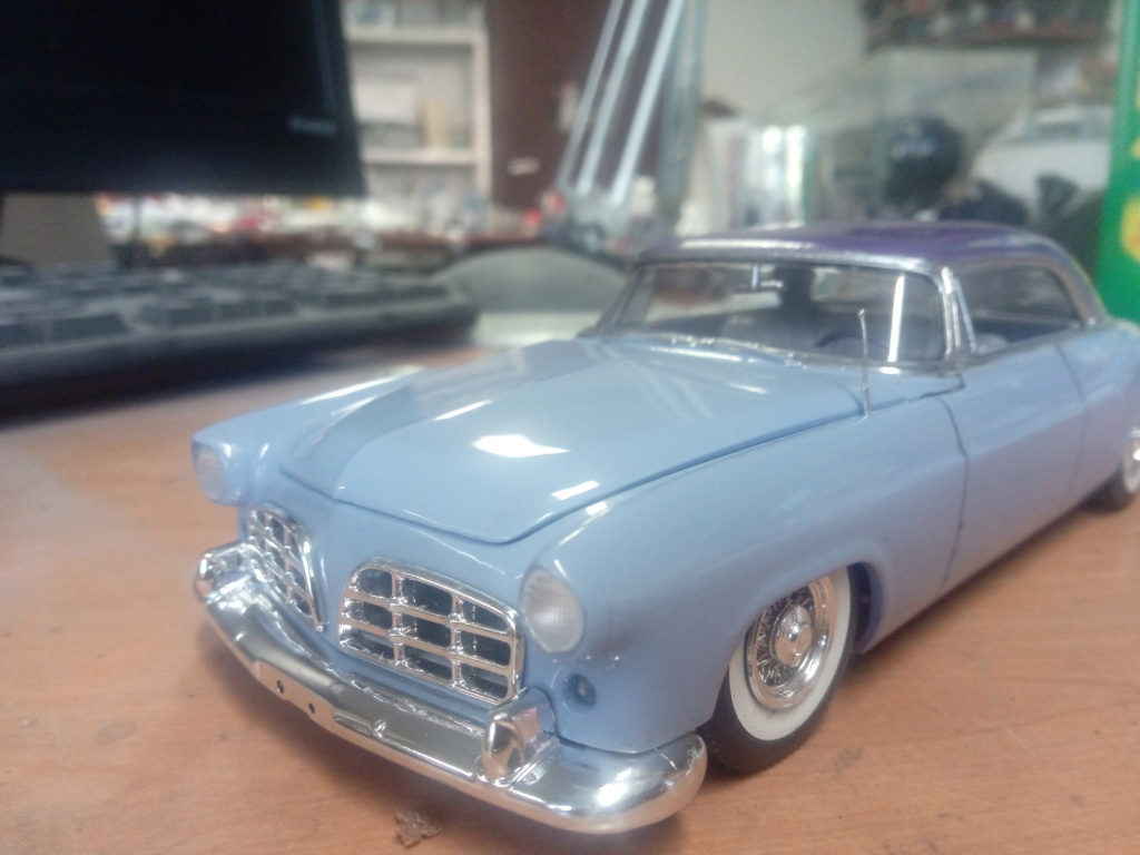 55' Chrysler 300,  Mild Kustom (Lucky Lavender ) a y est terminé  - Page 6 Img_2043