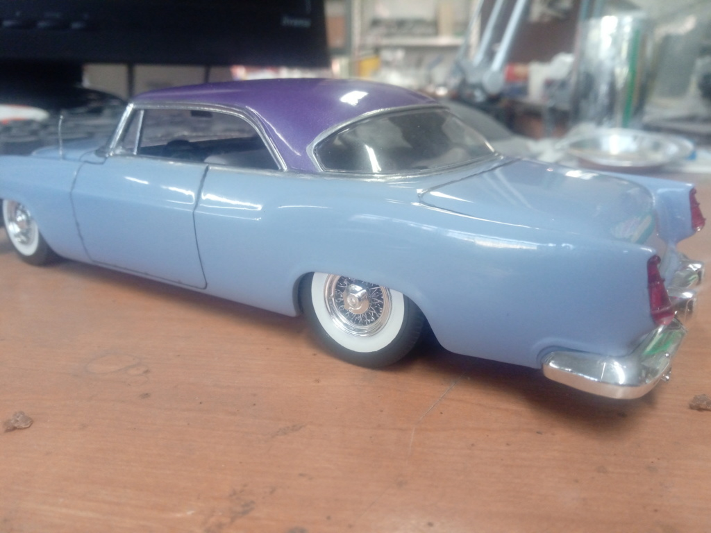 55' Chrysler 300,  Mild Kustom (Lucky Lavender ) a y est terminé  - Page 6 Img_2045
