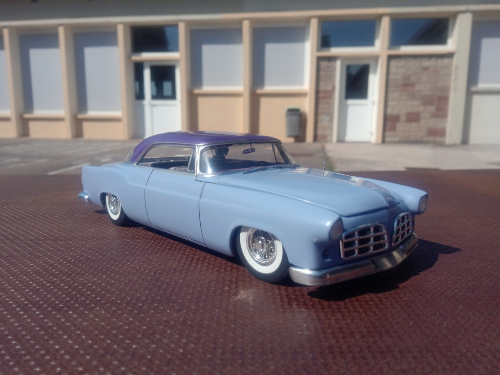 55' Chrysler 300,  Mild Kustom (Lucky Lavender ) a y est terminé  - Page 7 Img_2046
