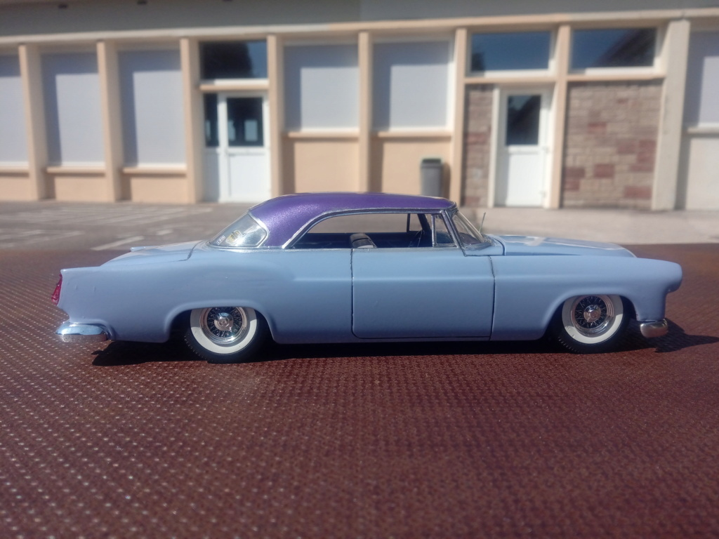 55' Chrysler 300,  Mild Kustom (Lucky Lavender ) a y est terminé  - Page 7 Img_2047