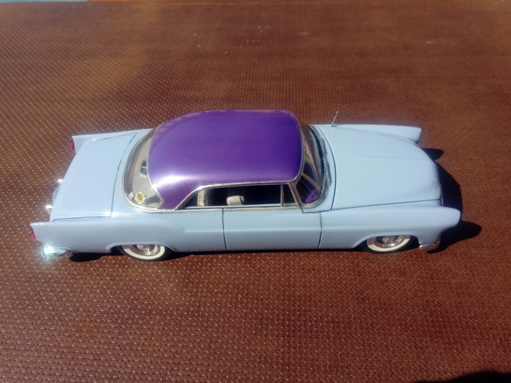 55' Chrysler 300,  Mild Kustom (Lucky Lavender ) a y est terminé  - Page 7 Img_2049